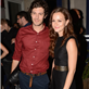 Adam Brody and Leighton Meester attend a screening of 'The Oranges' in NYC, September 2012 138984