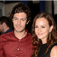 Adam Brody and Leighton Meester attend a screening of 'The Oranges' in NYC, September 2012 138985