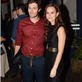 Adam Brody and Leighton Meester attend a screening of 'The Oranges' in NYC, September 2012 138986