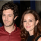 Adam Brody and Leighton Meester attend a screening of 'The Oranges' in NYC, September 2012 138987