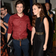Adam Brody and Leighton Meester attend a screening of 'The Oranges' in NYC, September 2012 138988