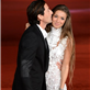 Adrien Brody and Lara Lieto attend the Back To 1942 Premiere during the 7th Rome Film Festival 131764
