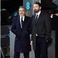 George Clooney and Ben Affleck at the 2013 BAFTAs 139693