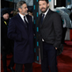 George Clooney and Ben Affleck at the 2013 BAFTAs 139695