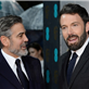 George Clooney and Ben Affleck at the 2013 BAFTAs 139696