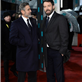 George Clooney and Ben Affleck at the 2013 BAFTAs 139697