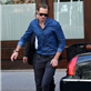 Alexander Skarsgard leaves his hotel in NYC 148730