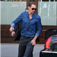 Alexander Skarsgard leaves his hotel in NYC 148731
