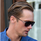 Alexander Skarsgard leaves his hotel in NYC 148734