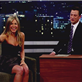 Jennifer Aniston appears on Jimmy Kimmel 135957