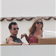 Jennifer Aniston and Justin Theroux host Emily Blunt, John Krasinski, and Jimmy Kimmel in Cabo 135400