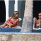 Jennifer Aniston and Justin Theroux sunbathe in Cabo 135460