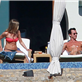 Jennifer Aniston and Justin Theroux sunbathe in Cabo 135461
