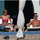 Jennifer Aniston and Justin Theroux sunbathe in Cabo 135462