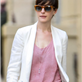 Anne Hathaway walks her dog in Brooklyn 120335