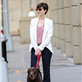 Anne Hathaway walks her dog in Brooklyn 120337