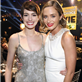 Anne Hathaway and Emily Blunt at the 18th Annual Critics' Choice Awards 136327