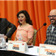 Jason Bateman, Alia Shawkat and David Cross attend The Netflix Original Series 'Arrested Development' Press Conference at Sheraton Universal 150601