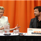 Portia de Rossi and Jason Bateman attend The Netflix Original Series 'Arrested Development' Press Conference at Sheraton Universal 150603