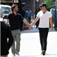 Jason Bateman and Will Arnett hold hands in New York 151428