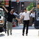Jason Bateman and Will Arnett hold hands in New York 151430