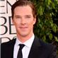 Benedict Cumberbatch at the 70th Annual Golden Globe Awards  136670