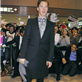 Benedict Cumberbatch arrives in Japan 133796