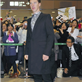 Benedict Cumberbatch arrives in Japan 133798