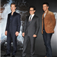 Benedict Cumberbatch, director J.J. Abrams and Chris Pine attend the 'Star Trek Into Darkness' Special Footage Presentation in Tokyo 134175