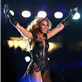 Beyonce performs at the 2013 Super Bowl halftime show 138634