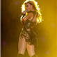 Beyonce performs at the 2013 Super Bowl halftime show 138647