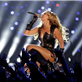 Beyonce performs at the 2013 Super Bowl halftime show 138666