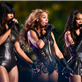 Destiny's Child performs at the 2013 Super Bowl halftime show 138675