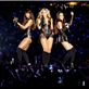 Destiny's Child performs at the 2013 Super Bowl halftime show 138680