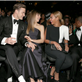 Jessica Biel and Beyonce at the 55th Annual Grammy Awards with Justin Timberlake and Jay-Z   143172