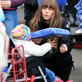 Jessica Biel and Justin Timberlake hand out relief items to Hurricane Sandy victims in New York  131733