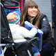 Jessica Biel and Justin Timberlake hand out relief items to Hurricane Sandy victims in New York  131734