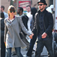 Jessica Biel and Justin Timberlake go to the movies in NYC 131736