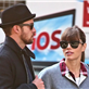 Jessica Biel and Justin Timberlake go to the movies in NYC 131742