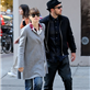 Jessica Biel and Justin Timberlake go to the movies in NYC 131748