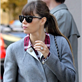 Jessica Biel and Justin Timberlake go to the movies in NYC 131751