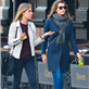 Jessica Biel out with a friend in New York 147986