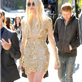 Taylor Momsen on the set of Gossip Girl in NYC 129631