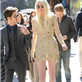 Taylor Momsen on the set of Gossip Girl in NYC 129632