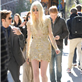 Taylor Momsen on the set of Gossip Girl in NYC 129634