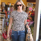 Emily Blunt grocery shopping at Whole Foods  120303