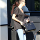 Charlize Theron catches a movie with mom in LA 134841