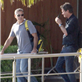 George Clooney and Stacy Keibler arrive in Mexico with Cindy Crawford and Rande Gerber 132835