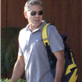 George Clooney and Stacy Keibler arrive in Mexico with Cindy Crawford and Rande Gerber 132836