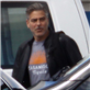 George Clooney, Matt Damon and Grant Heslov departing from Lugano, Switzerland 150585